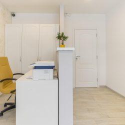 Атмосферата в клиниката ни е приятна и уютна. Тя е подчинена на топлото отношение и разбирането към проблемите и тревогите за здравето на зъбите на нашите пациенти.