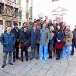 With Dr. Jovanovich, Dr. Francesko Mitrone, Dr.Andre Jovanovich